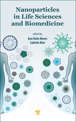 Nanoparticles in Life Sciences and Biomedicine: 1st Edition (Hardback) book cover