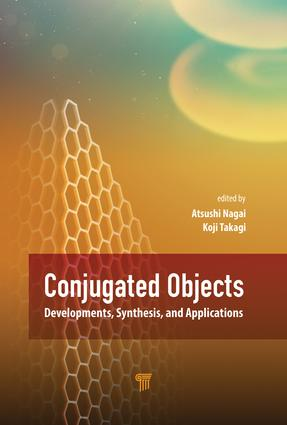Conjugated Objects: Developments, Synthesis, and Applications, 1st Edition (Hardback) book cover