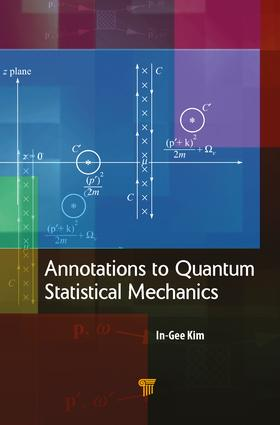Annotations to Quantum Statistical Mechanics: 1st Edition (Hardback) book cover