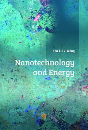 Nanotechnology and Energy: 1st Edition (Hardback) book cover