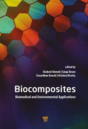 Biocomposites: Biomedical and Environmental Applications, 1st Edition (Hardback) book cover