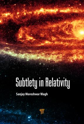 Subtlety in Relativity: 1st Edition (Hardback) book cover