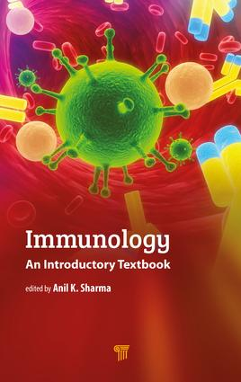 Immunology: An Introductory Textbook, 1st Edition (Hardback) book cover