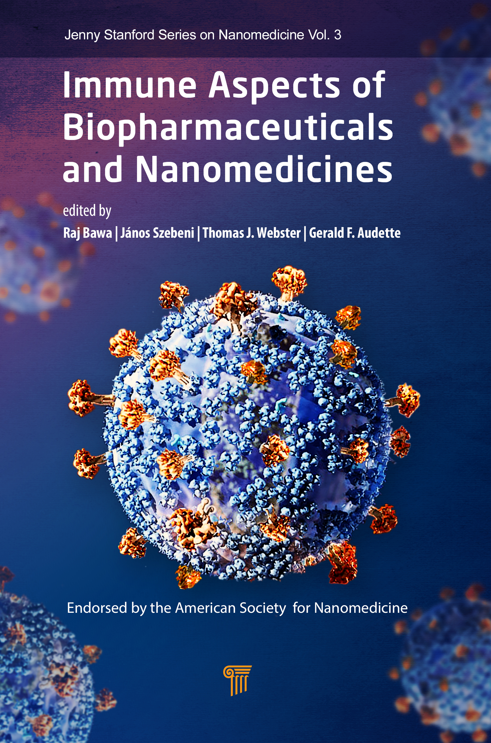 Immune Aspects of Biopharmaceuticals and Nanomedicines: 1st Edition (Hardback) book cover