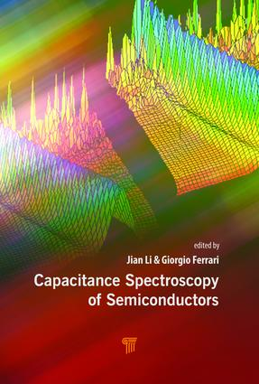 Capacitance Spectroscopy of Semiconductors: 1st Edition (Hardback) book cover