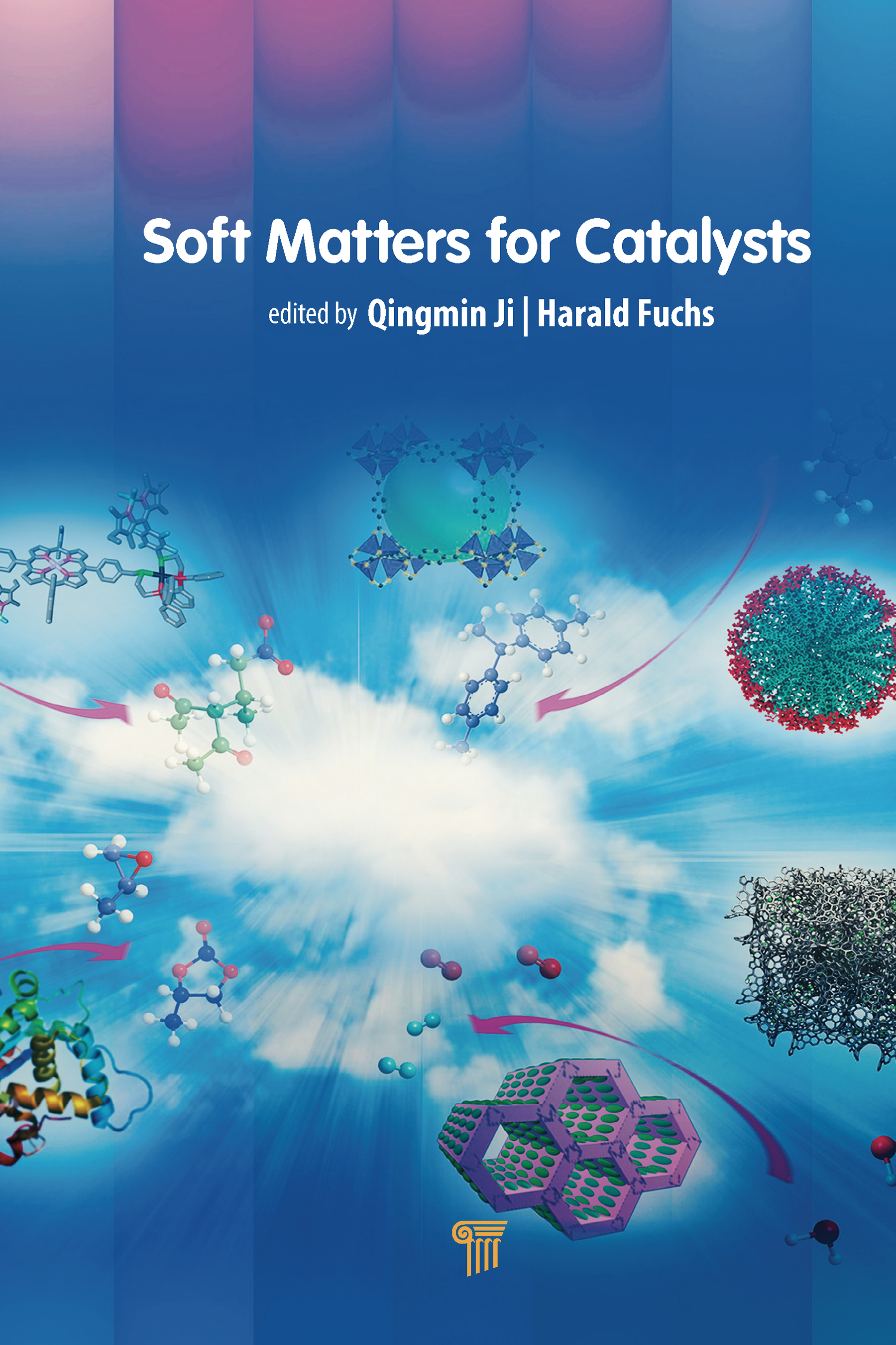 Soft Matters for Catalysts: 1st Edition (Hardback) book cover