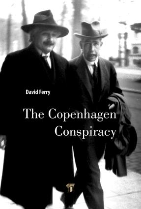 The Copenhagen Conspiracy: 1st Edition (Hardback) book cover