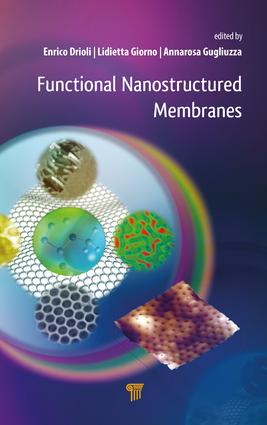 Functional Nanostructured Membranes: 1st Edition (Hardback) book cover
