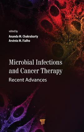 Microbial Infections and Cancer Therapy book cover