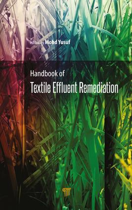 Handbook of Textile Effluent Remediation: 1st Edition (Hardback) book cover