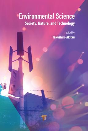 Environmental Science: Society, Nature, and Technology book cover