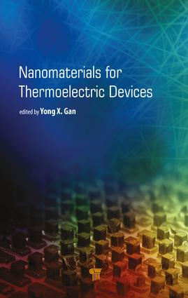 Nanomaterials for Thermoelectric Devices: 1st Edition (Hardback) book cover