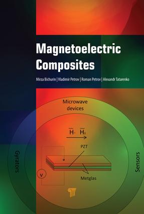 Magnetoelectric Composites book cover