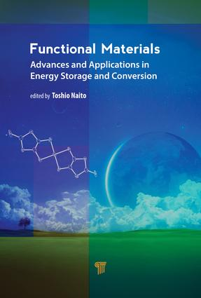 Functional Materials: Advances and Applications in Energy Storage and Conversion book cover