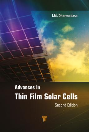 Advances in Thin-Film Solar Cells: 2nd Edition (Hardback) book cover