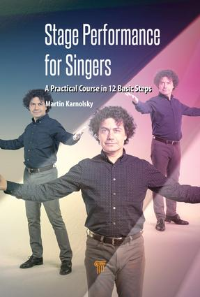 Stage Performance for Singers: A Practical Course in 12 Basic Steps  book cover