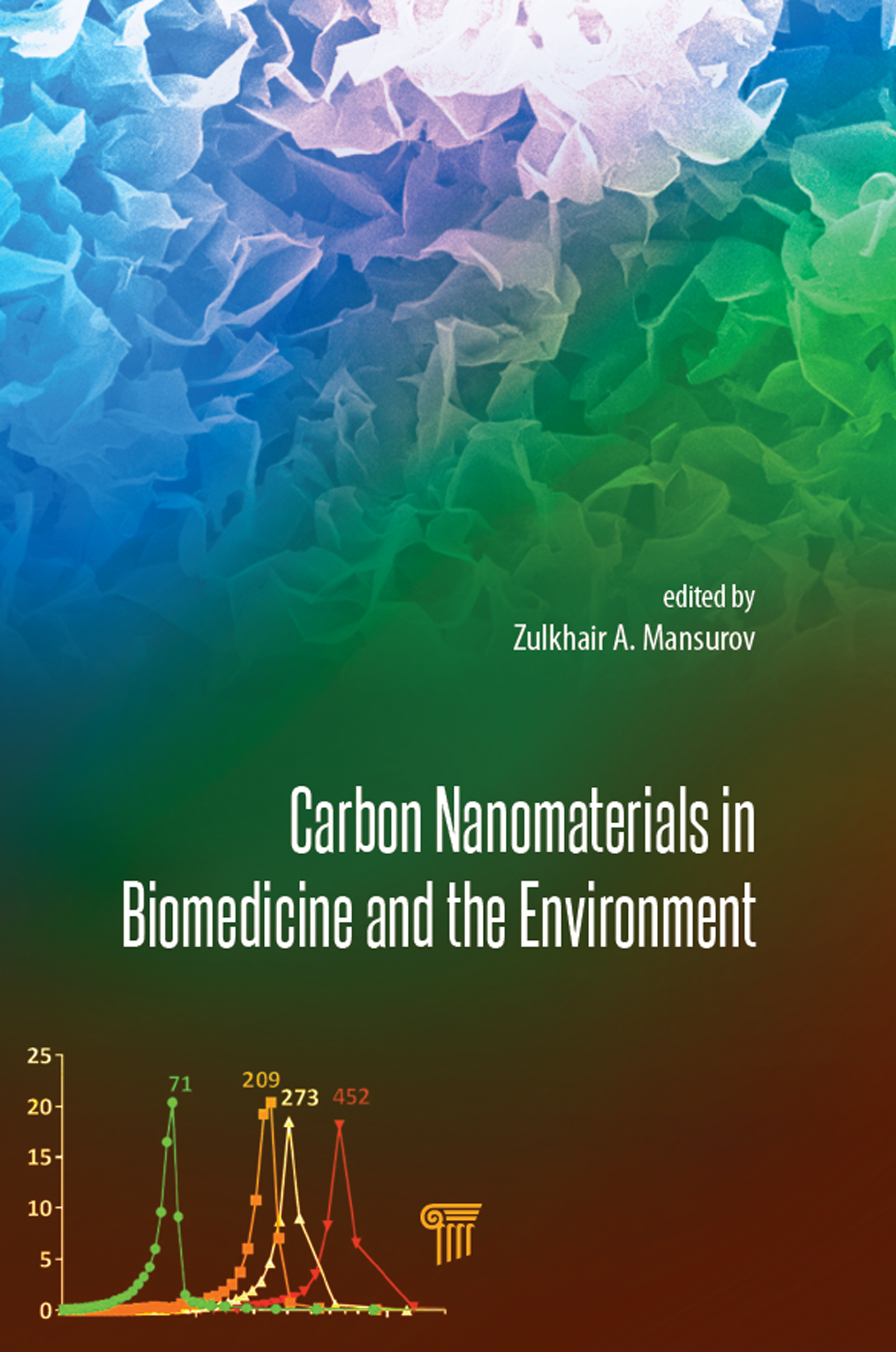 Carbon Nanomaterials in Biomedicine and the Environment: 1st Edition (Hardback) book cover