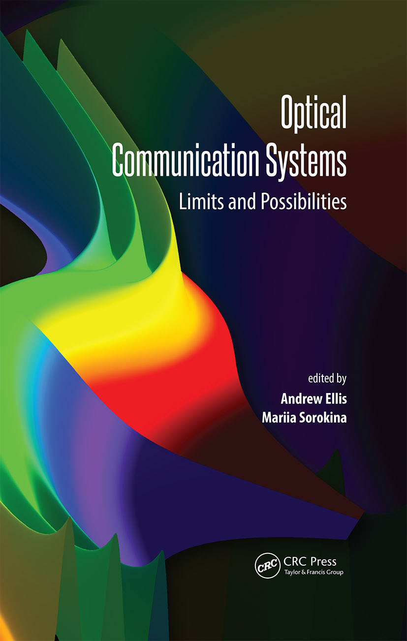 Optical Communication Systems: Limits and Possibilities, 1st Edition (Hardback) book cover