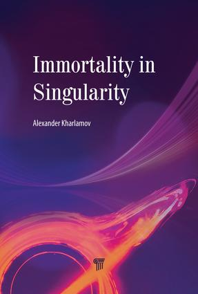 Immortality in Singularity book cover