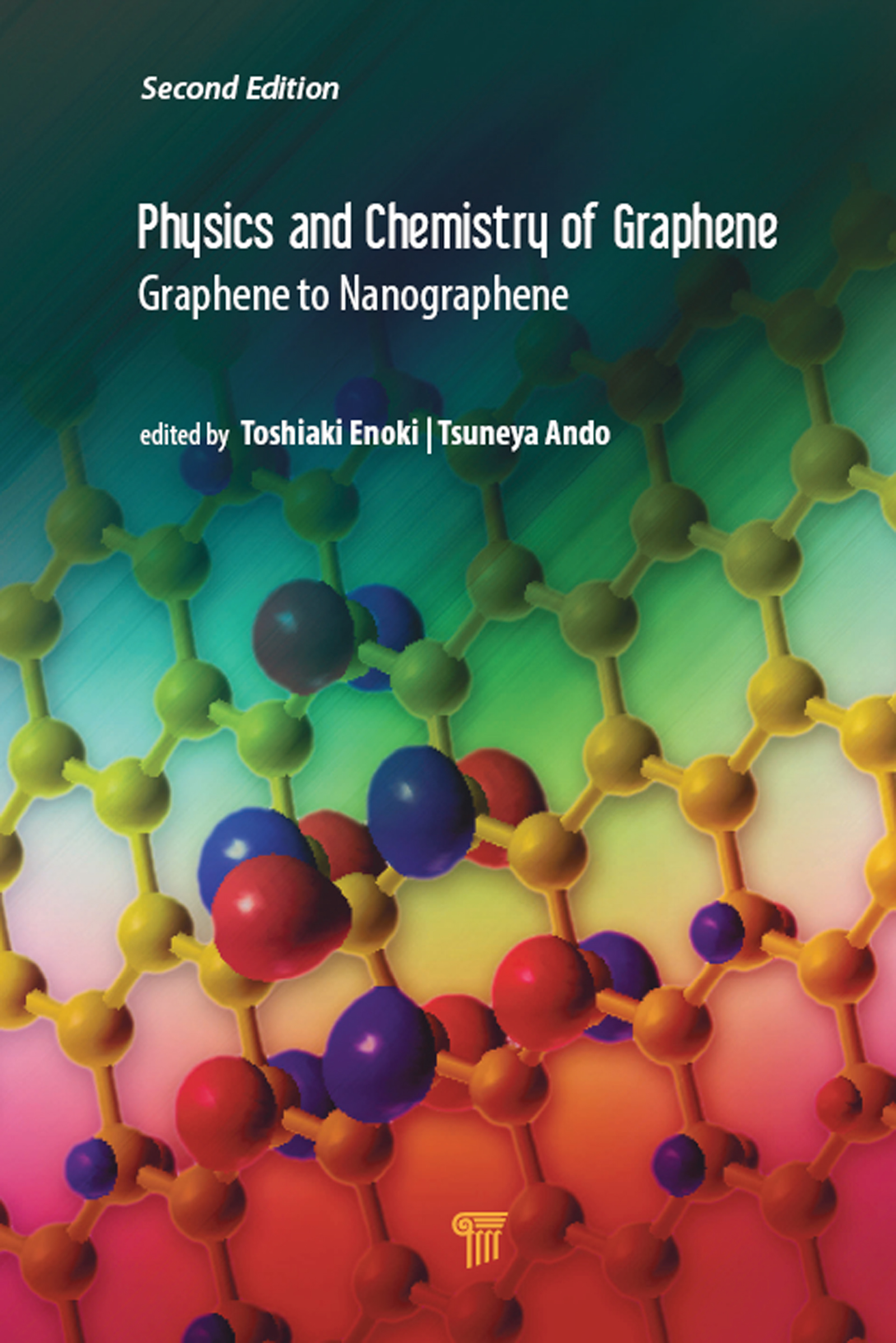 Physics and Chemistry of Graphene (Second Edition): Graphene to Nanographene book cover