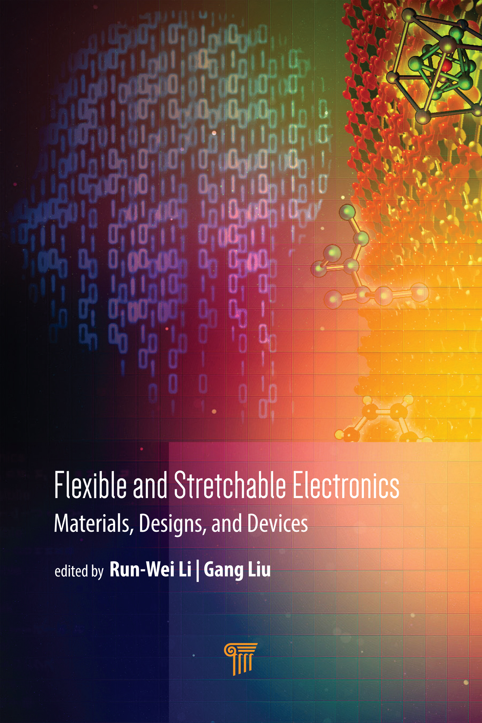 Flexible and Stretchable Electronics: Materials, Design, and Devices, 1st Edition (Hardback) book cover