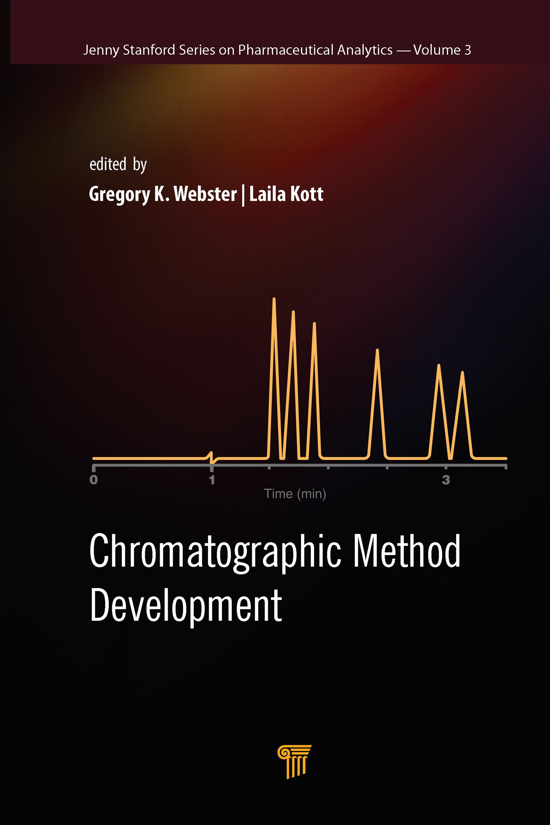Chromatographic Methods Development book cover