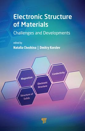 Electronic Structure of Materials: Challenges and Developments, 1st Edition (Hardback) book cover
