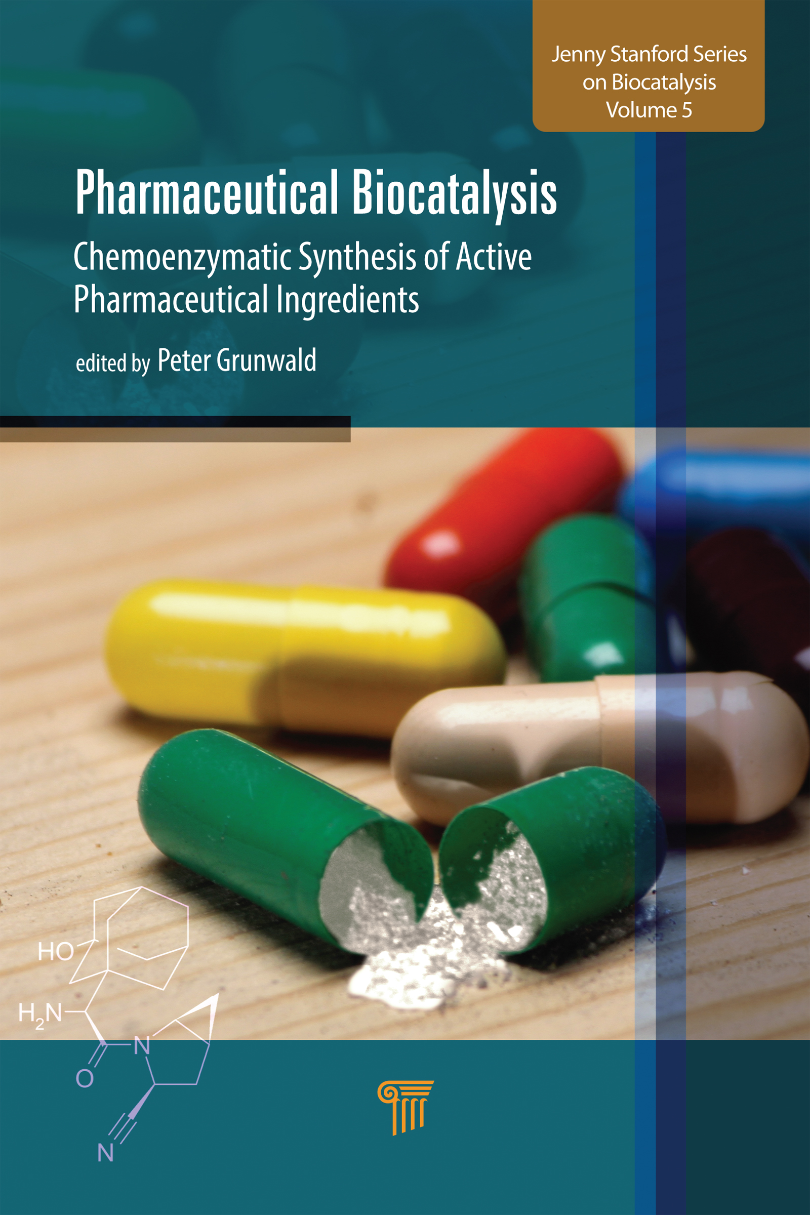 Pharmaceutical Biocatalysis: Chemoenzymatic Synthesis of Active Pharmaceutical Ingredients book cover