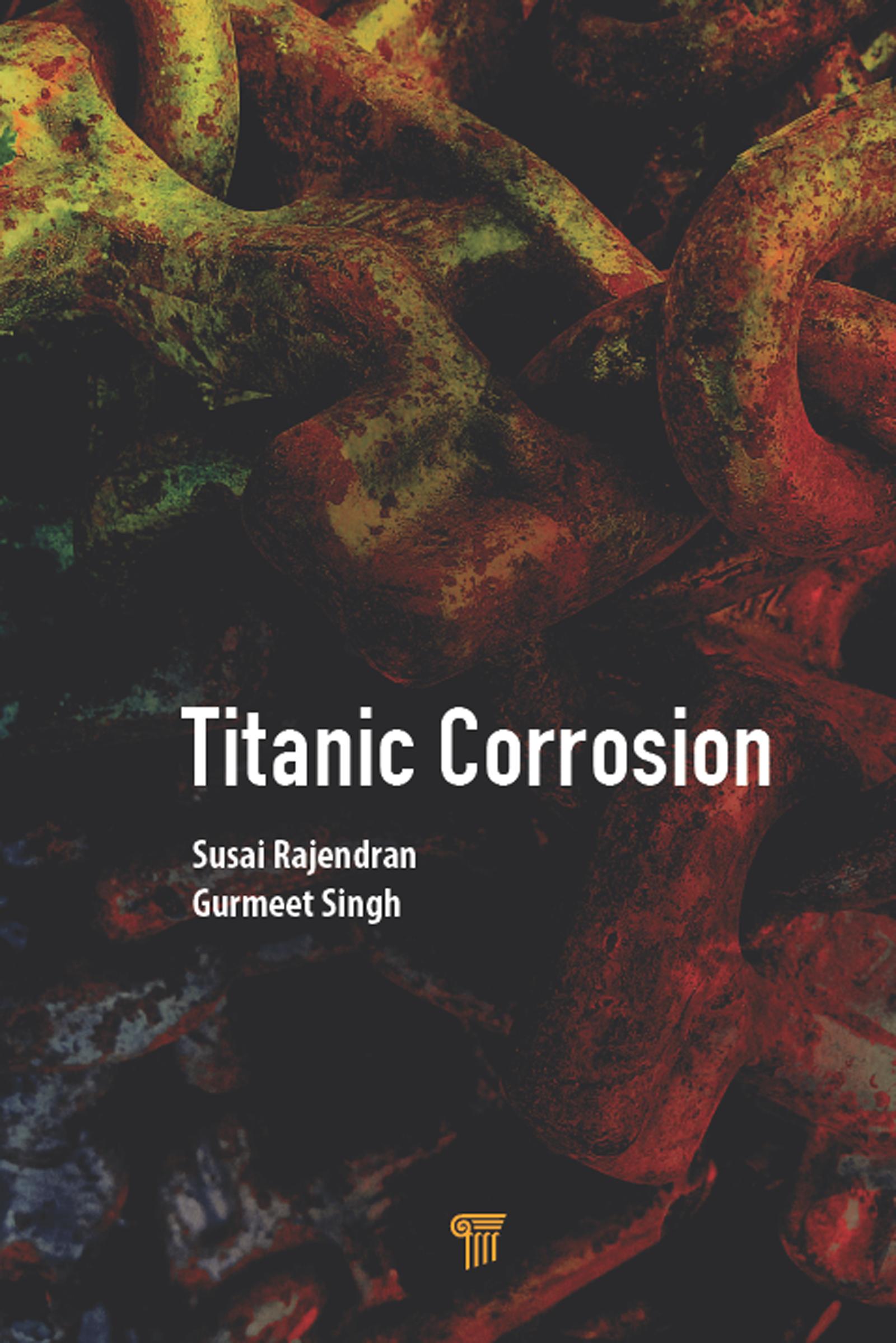Titanic Corrosion book cover