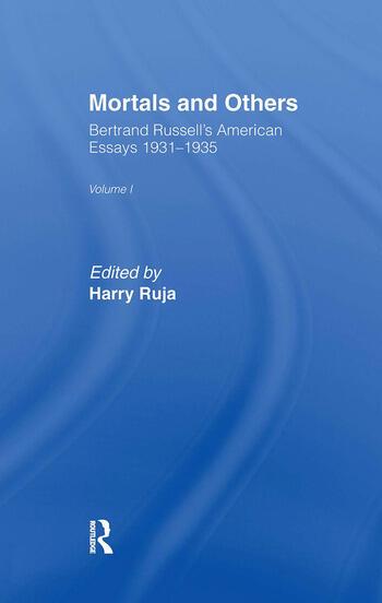 Mortals & Others V1 book cover