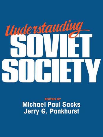 Understanding Soviet Society book cover