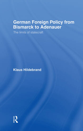 German Foreign Policy book cover