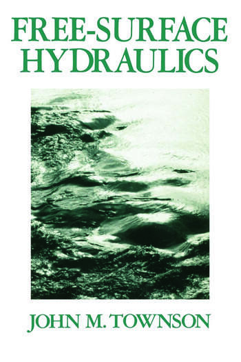 Free-Surface Hydraulics book cover
