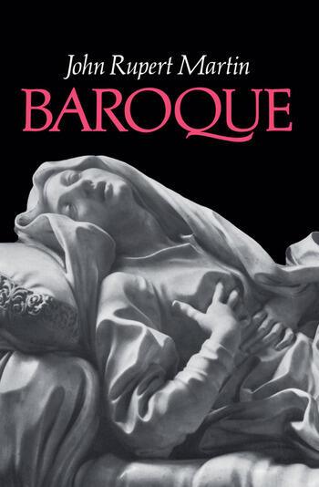 Baroque book cover
