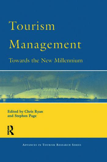Tourism Management: 1st Edition (Hardback) - Routledge