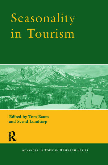 Seasonality in Tourism book cover