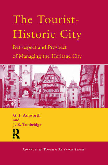The Tourist-Historic City book cover