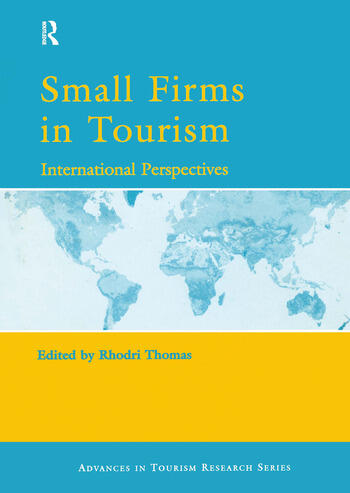 Small Firms in Tourism book cover
