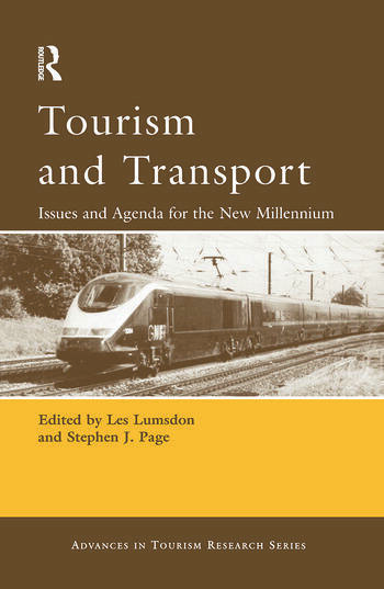 Tourism and Transport book cover