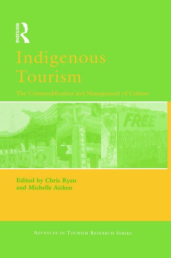 Indigenous Tourism book cover