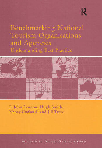 Benchmarking National Tourism Organisations and Agencies book cover
