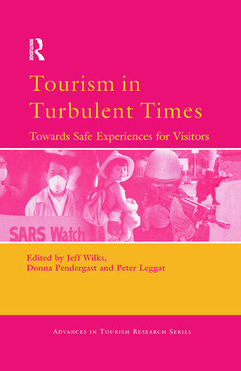 Tourism in Turbulent Times book cover