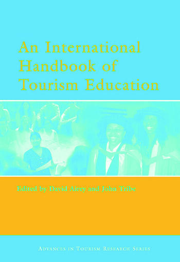An International Handbook of Tourism Education book cover