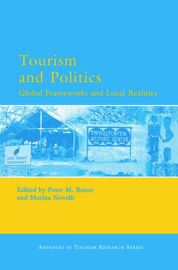 Tourism and Politics book cover