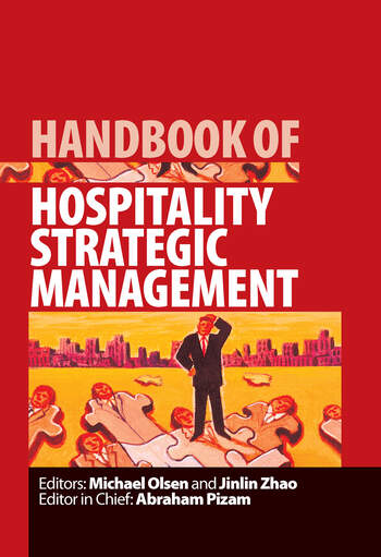 Handbook of Hospitality Strategic Management book cover
