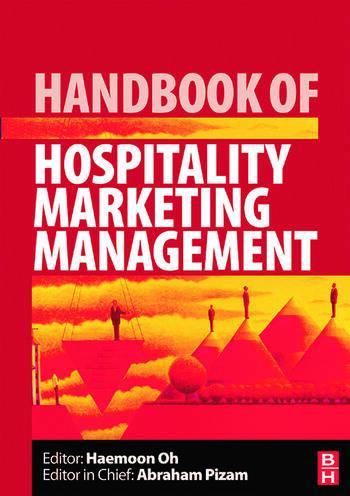 Handbook of Hospitality Marketing Management book cover