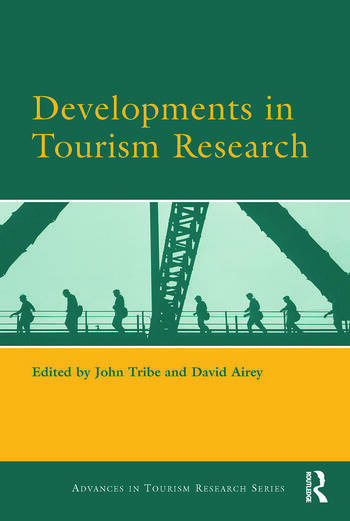 Developments in Tourism Research book cover