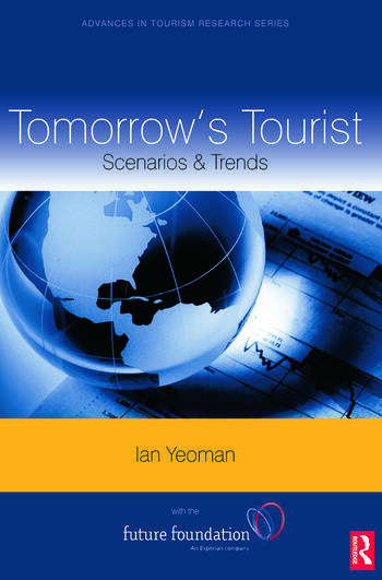 Tomorrow's Tourist book cover