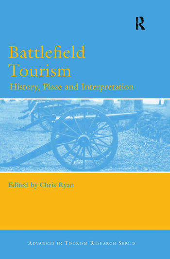 Battlefield Tourism book cover