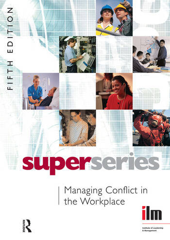 Managing Conflict in the Workplace book cover